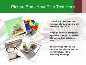 Books PowerPoint Template - Slide 23