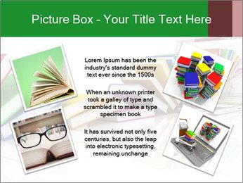 Books PowerPoint Template - Slide 24