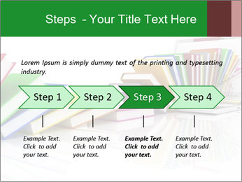 Books PowerPoint Template - Slide 4