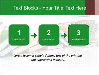 Books PowerPoint Template - Slide 71