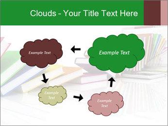 Books PowerPoint Template - Slide 72
