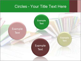 Books PowerPoint Template - Slide 77
