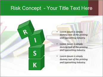 Books PowerPoint Template - Slide 81