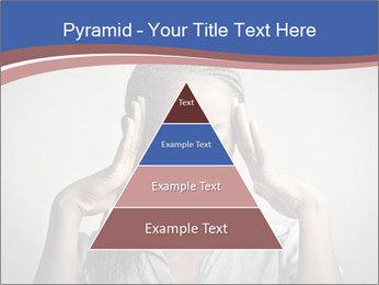 African woman PowerPoint Template - Slide 30