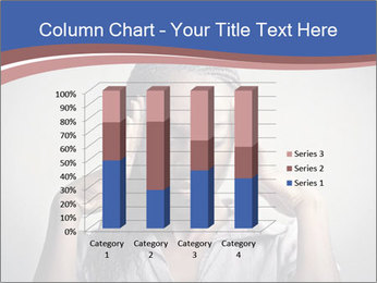 African woman PowerPoint Template - Slide 50