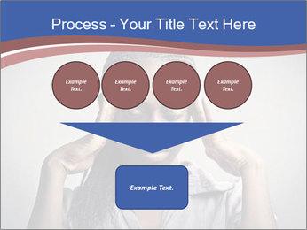 African woman PowerPoint Template - Slide 93