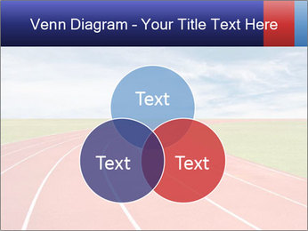 Running track PowerPoint Template - Slide 33