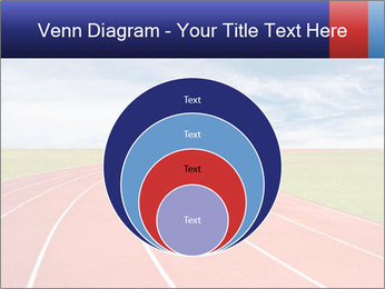 Running track PowerPoint Template - Slide 34