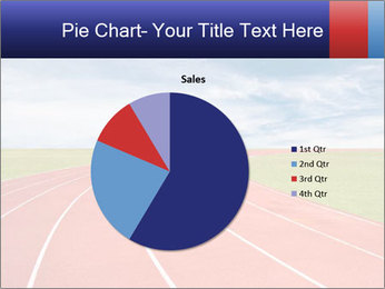 Running track PowerPoint Template - Slide 36