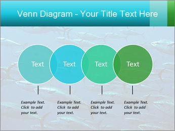 Group of giant tuna PowerPoint Template - Slide 32
