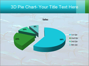 Group of giant tuna PowerPoint Template - Slide 35