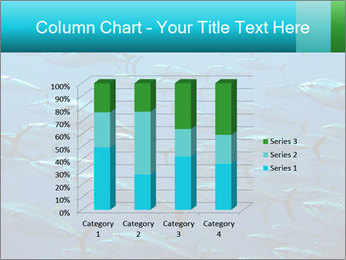 Group of giant tuna PowerPoint Template - Slide 50