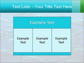 Group of giant tuna PowerPoint Template - Slide 59