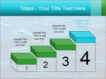 Group of giant tuna PowerPoint Template - Slide 64