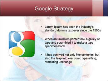 Funny kids PowerPoint Template - Slide 10
