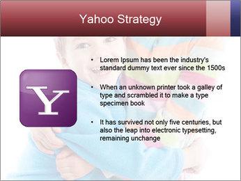 Funny kids PowerPoint Template - Slide 11