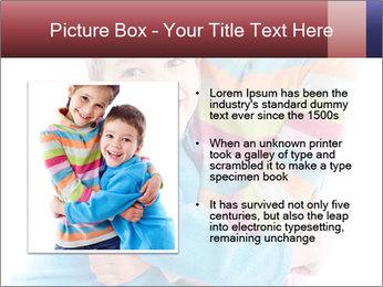 Funny kids PowerPoint Template - Slide 13