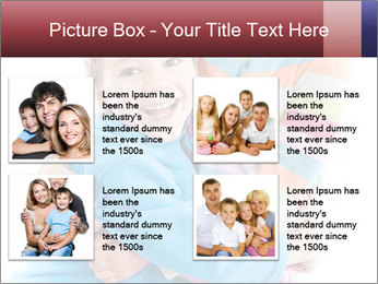 Funny kids PowerPoint Template - Slide 14