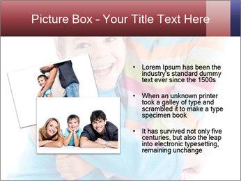 Funny kids PowerPoint Template - Slide 20