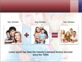 Funny kids PowerPoint Template - Slide 22
