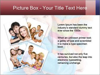 Funny kids PowerPoint Template - Slide 23