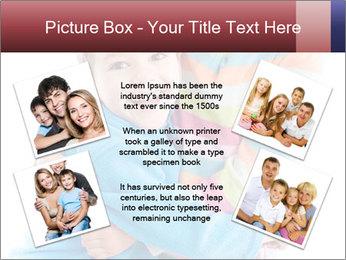 Funny kids PowerPoint Template - Slide 24