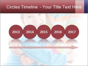 Funny kids PowerPoint Template - Slide 29