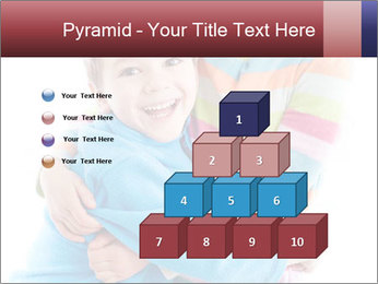 Funny kids PowerPoint Template - Slide 31