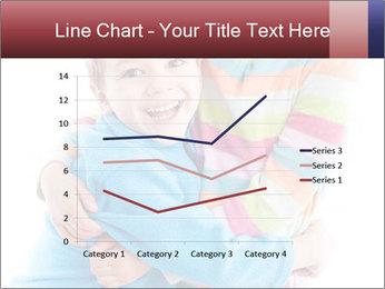 Funny kids PowerPoint Template - Slide 54