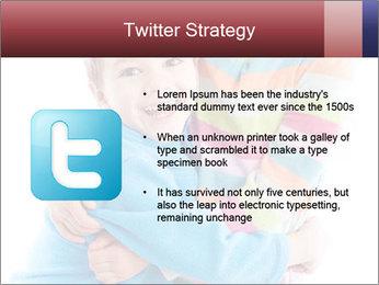 Funny kids PowerPoint Template - Slide 9