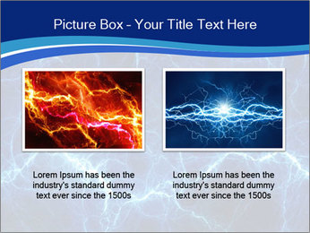 Blue fantasy PowerPoint Template - Slide 18