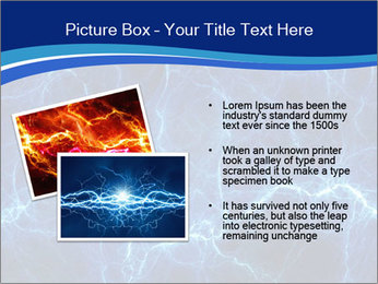 Blue fantasy PowerPoint Template - Slide 20