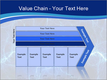 Blue fantasy PowerPoint Template - Slide 27