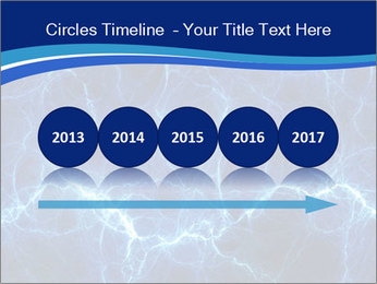 Blue fantasy PowerPoint Template - Slide 29