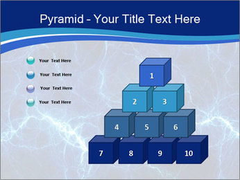 Blue fantasy PowerPoint Template - Slide 31