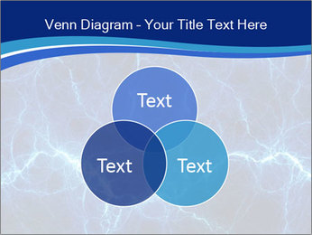 Blue fantasy PowerPoint Template - Slide 33