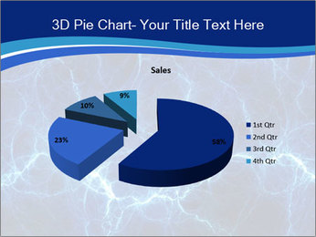 Blue fantasy PowerPoint Template - Slide 35