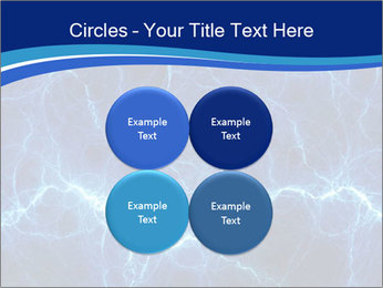 Blue fantasy PowerPoint Template - Slide 38