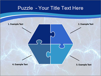 Blue fantasy PowerPoint Template - Slide 40