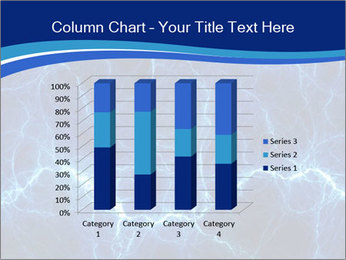 Blue fantasy PowerPoint Template - Slide 50
