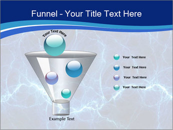 Blue fantasy PowerPoint Template - Slide 63