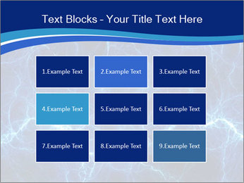 Blue fantasy PowerPoint Template - Slide 68
