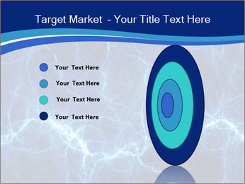 Blue fantasy PowerPoint Template - Slide 84