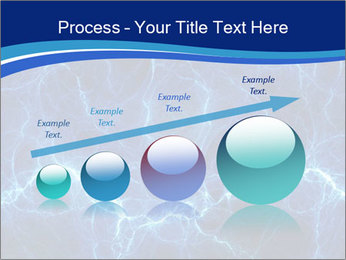 Blue fantasy PowerPoint Template - Slide 87