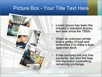Two machinist worker PowerPoint Template - Slide 17