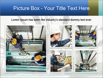 Two machinist worker PowerPoint Template - Slide 19