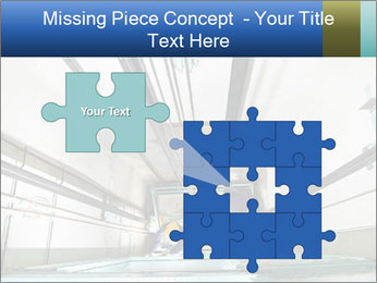 Two machinist worker PowerPoint Template - Slide 45