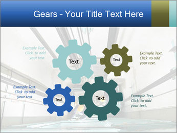 Two machinist worker PowerPoint Templates - Slide 47