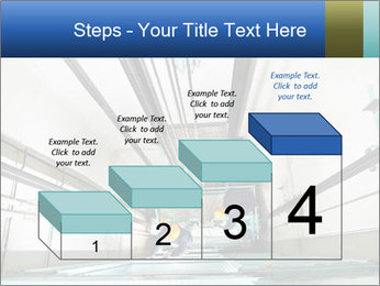 Two machinist worker PowerPoint Templates - Slide 64