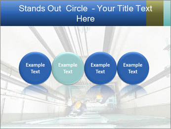 Two machinist worker PowerPoint Template - Slide 76